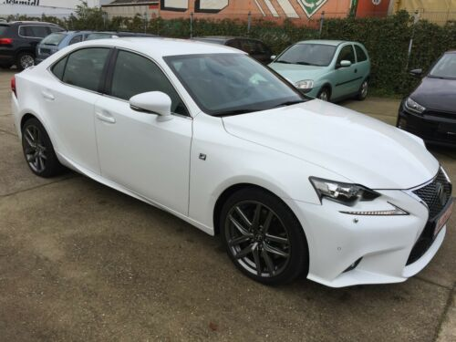Lexus IS 200 200t F-Sport Automatik LEDER NAVI LED