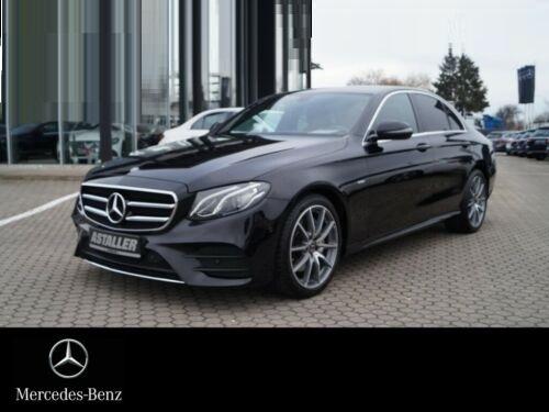 """Mercedes-Benz E 200 d Sportsyle Edi+AMGLine+Wide+DAB+19""""+Busi"""