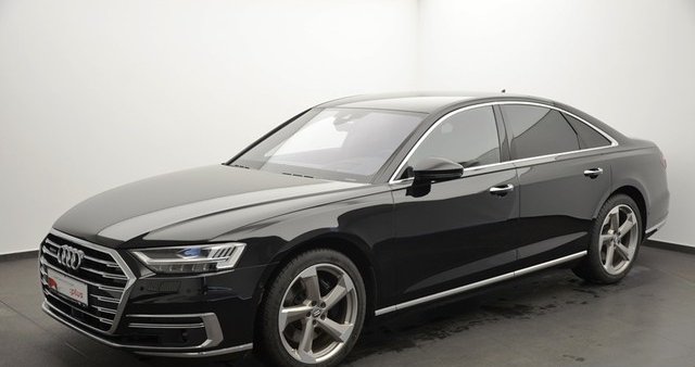 Audi A8 55 3.0 TFSI quattro Bluetooth Head Up Display