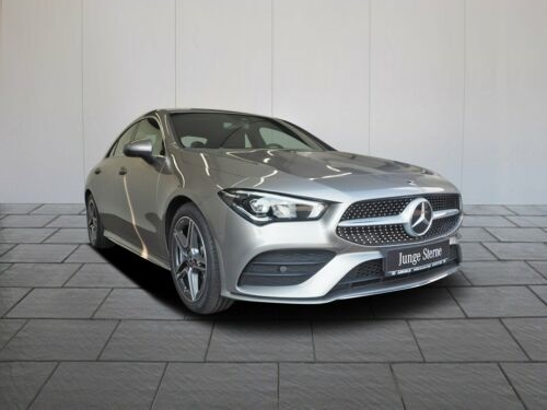 Mercedes-Benz CLA 250 4Matic AMG-Line DISTRONIC AHK – EZ 2020