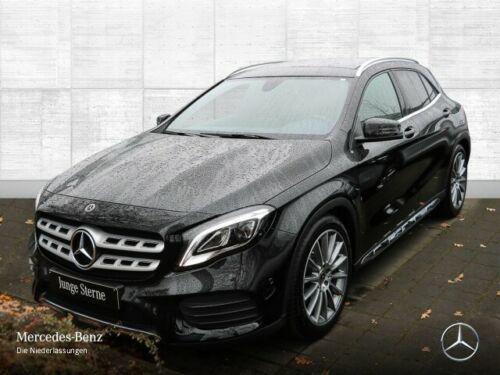 Mercedes-Benz GLA 250 4M AMG Pano LED Kamera Navi Totwinkel