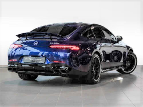Mercedes-Benz GT 63 S AMG 4M+NIGHT+PERFORMANCE+KEYLESS+360°++