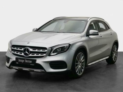 """Mercedes-Benz GLA 250 4M AMG+Navi+Pano+LED-HP+19""""+eHeck+Kamer"""