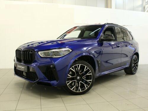 BMW X5M Competition  B/W Laser
