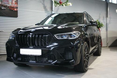 BMW Baureihe X5M Competition