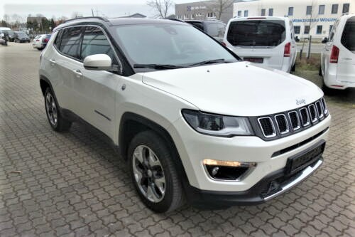 Jeep Compass 2,0 MultiJet Edition 4WD NAVI/PDC/18/ACC