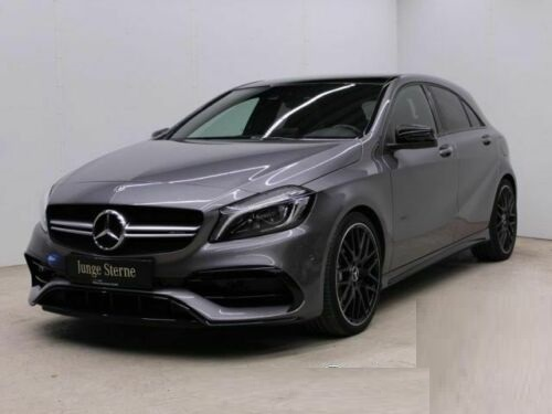 Mercedes-Benz A 45 AMG 4MATIC Harman+Perf. Sitze+COMAND+LED