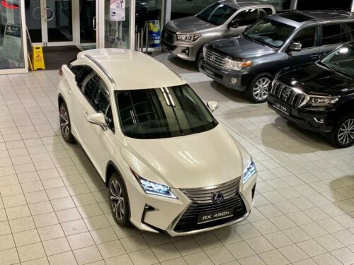 Lexus RX 450h Executive Line-PREM. NAVIG.-LED-20 ZOLL