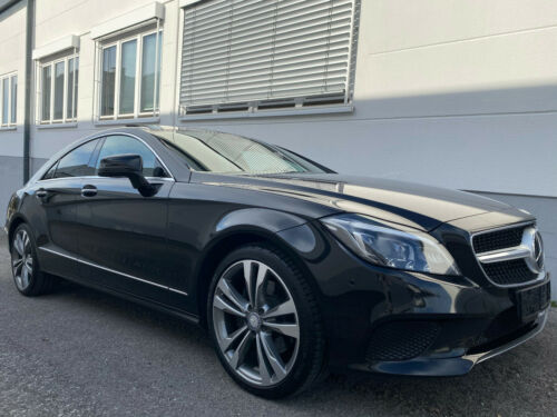 Mercedes-Benz CLS 350 BlueTEC /d 4Matic 9G-Tronic-Airmatic-360