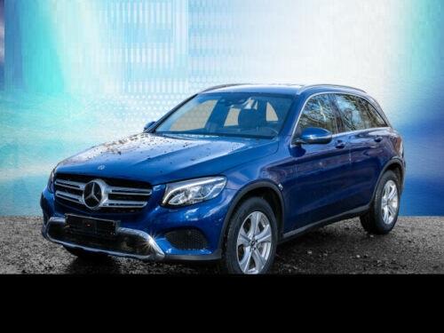 Mercedes-Benz GLC 250 d 4M EXCLUSIVE + DISTRONIC + COMAND+ LED