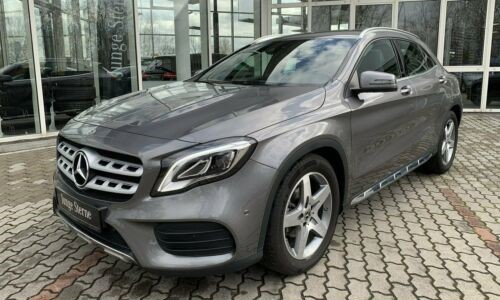 Mercedes-Benz GLA 200 AMG Line 7G+Business+LED High+DigiRadio