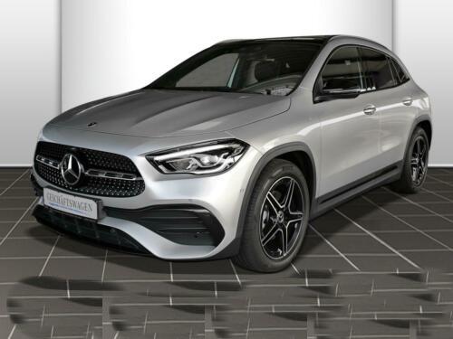 Mercedes-Benz GLA 200 AMG Night+MBUX+RüKam+LED+Panoramadach+19