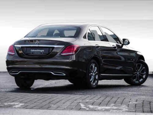 Mercedes-Benz C 250 d 4M AVANTGARDE COMAND+LED+DISTRONIC+SHZ++