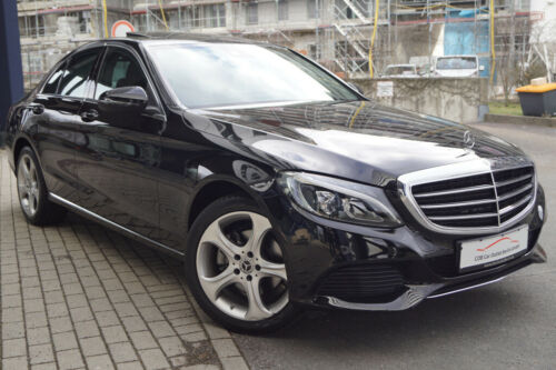 Mercedes-Benz C 200 9G-Tronic 4Matic Exclusive Voll Leder Navi