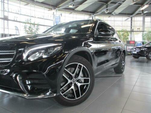 Mercedes-Benz GLC 220 d 4M AMG Line, Spur-P., Pano-D., AHK,