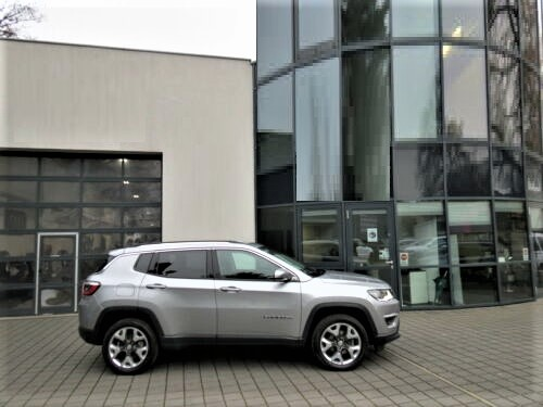 Jeep Compass 2.0 MultiJet 4WD Limited Acc/Euro6/Auto/