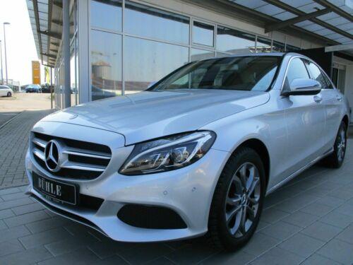 Mercedes-Benz C 200 4Matic /Navi/Parktronic/LED/SD/SHZ