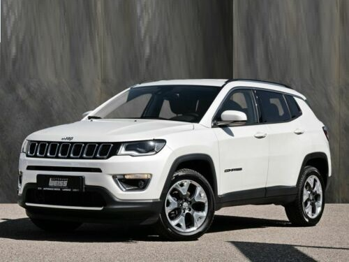 Jeep Compass 2.0 140 PS 4×4 Limited