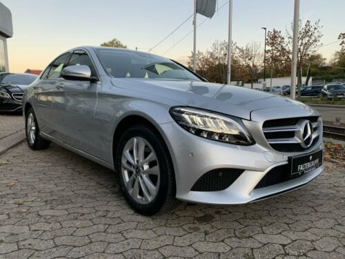 Mercedes-Benz C 220 d 4M Avantg AHK AssiPkt DL Busines+ Kamera