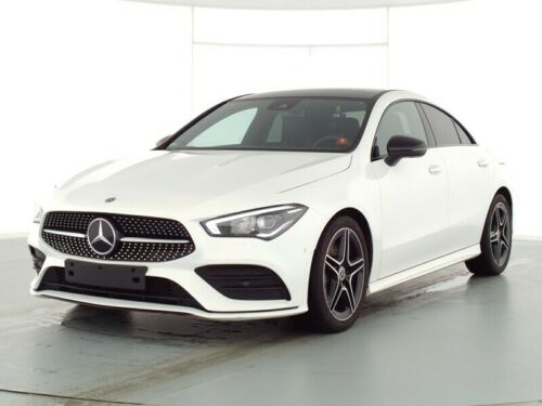 Mercedes-Benz CLA 200 d Coupe AMG Pano-SD MBUX LED 8G Night-P