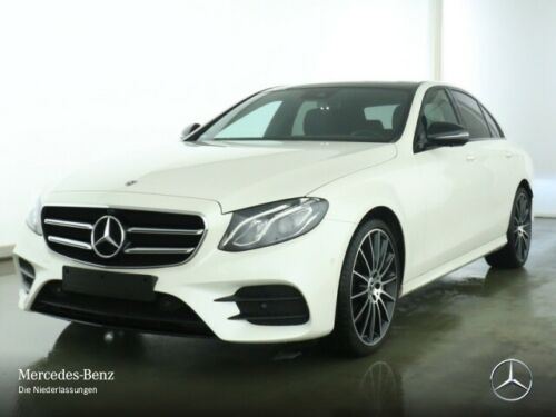 Mercedes-Benz E 300 AMG Wide/Pano/Night/Glasfaser/20″/360°