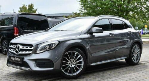 Mercedes-Benz GLA 250 AMG 4M 7G+NAVI+RFK+PSD+LED+EU6d-temp