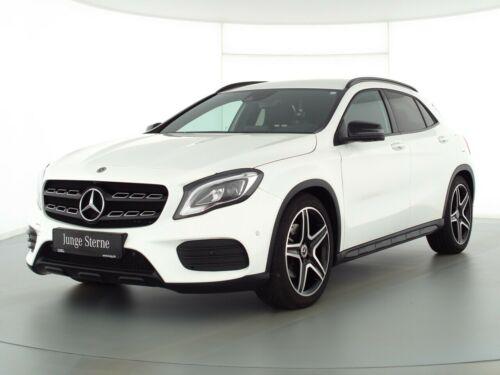 """Mercedes-Benz GLA 250 4M AMG+COM+LED-HP+19""""+elHeckk+SpurP+360"""