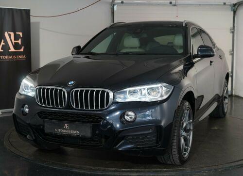 BMW X6 xDrive 40d M-PAKET EURO6 LED NAVI MEMORY  CAM