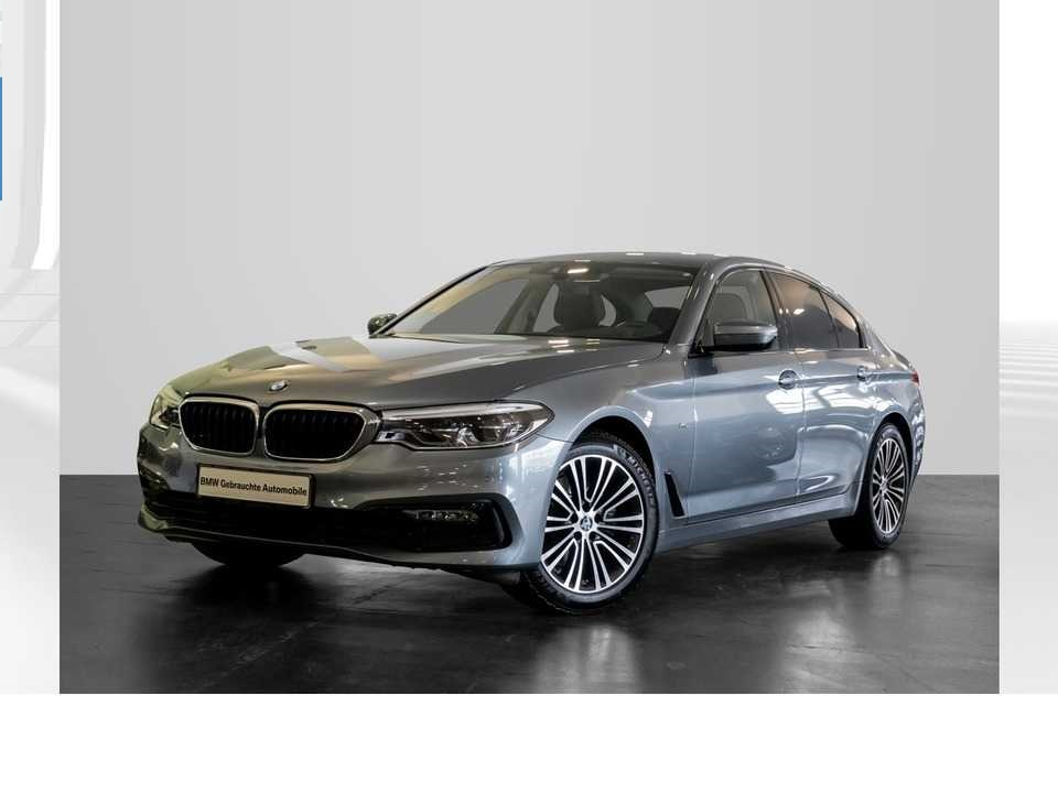 BMW 520d xDrive Sport Line Komfortsitze Klimaaut.