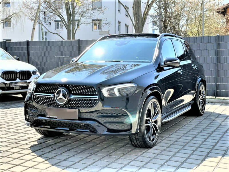 Mercedes-Benz GLE 350d 4M AMG-SPORT FULL OPTIONS NEW CAR! 2021