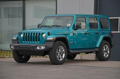 Jeep Wrangler 2.2l CRDi Unlimited Sahara LEDER BRAUN