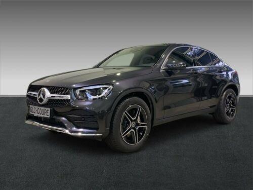 Mercedes-Benz GLC 220d 4M C+AMG+MULITBEAM+360°+SCHIEBEDACH+AHK