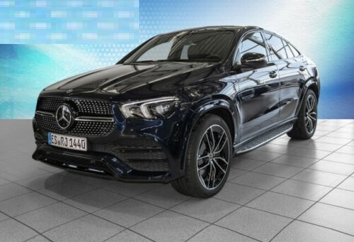 Mercedes-Benz GLE 400 d 4Matic Coupe AMG Line Navi/Distronic