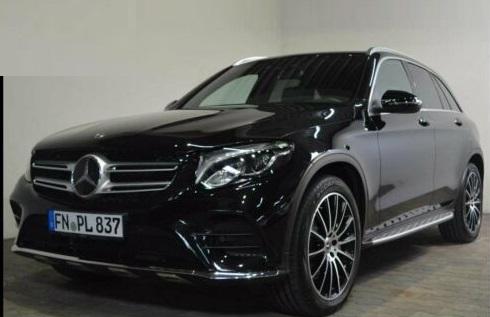 Mercedes-Benz GLC 250 4M AMG-Line +KAMERA+COMAND+PANO+DISTRO+