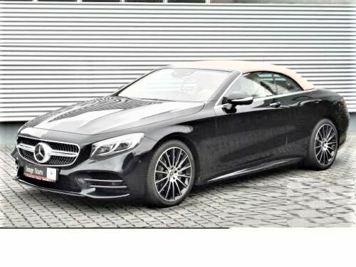 Mercedes-Benz S 560 Cabrio AMG Distronic/360/HUD/Burmester uvm