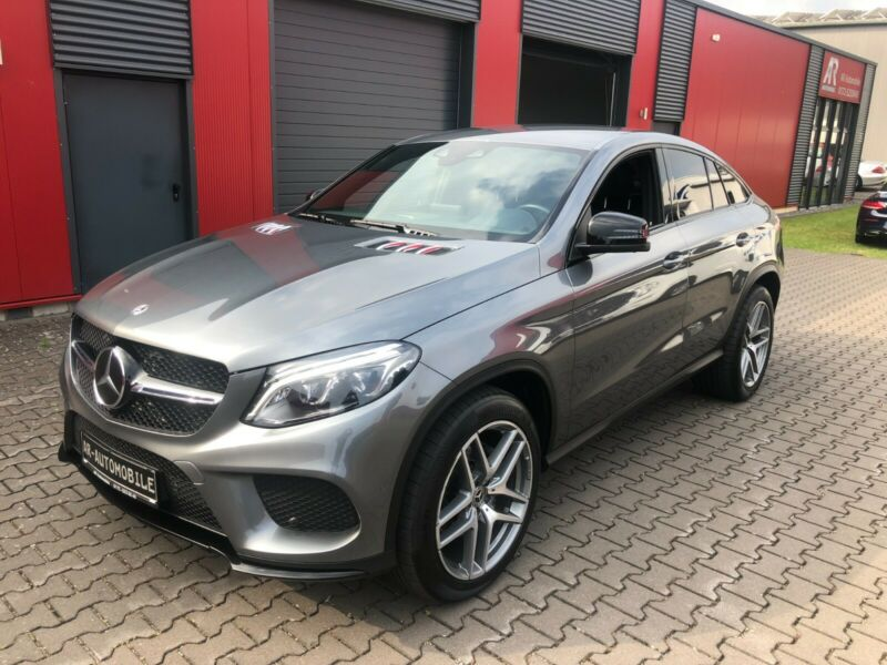 Mercedes-Benz GLE 350 Coupe AMG-LINE Distronic Night-Paket