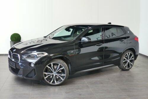 BMW X2 xDrive20d M-Sport NAV+LED+20ZO+KAMERA+H&K+EU6