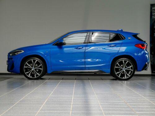 BMW X2 sDrive18i M Sportpaket+HiFi+LED+Navi+Sitz Hz.
