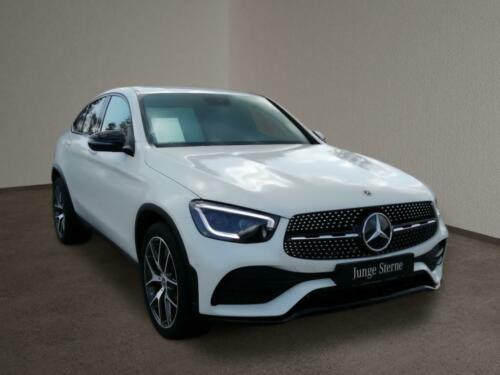 Mercedes-Benz GLC 300 4M Coupe  AMG LED DigiDis Night Kamera