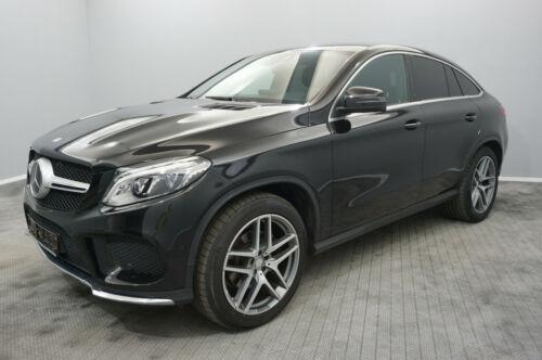 Mercedes-Benz GLE 350 D 4M Coupe AMG LED ACC AIR KAM COM 21″Z