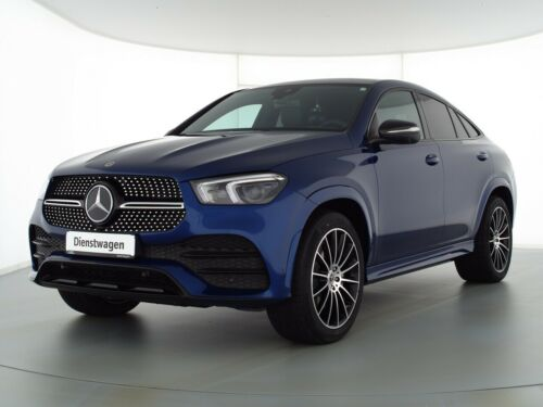 """Mercedes-Benz GLE 350 d 4M Coupe AMG+NIGHT+21""""+PANO+AHK+SOUND"""