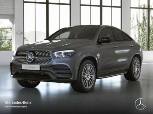 Mercedes-Benz GLE 400 d 4M Coupe AMG+Night+Pano+360+AHK+Sthzg