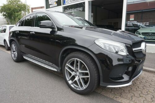Mercedes-Benz GLE -Klasse Coupe GLE 350 d 4Matic Pano|360°|AMG