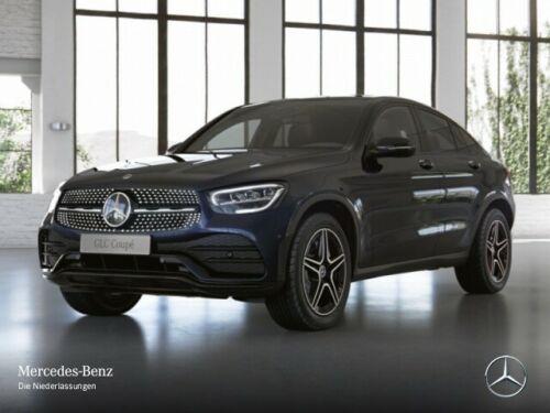 Mercedes-Benz GLC 300 4M Coupe AMG+Night+LED+Kamera+Keyless+