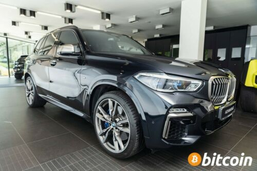 BMW X5 M50d/Night Vision/HUD/Sky Lounge/4zone