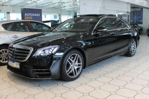 Mercedes-Benz S 400 d 4Matic L | Chauffeur | Soft Close | AMG