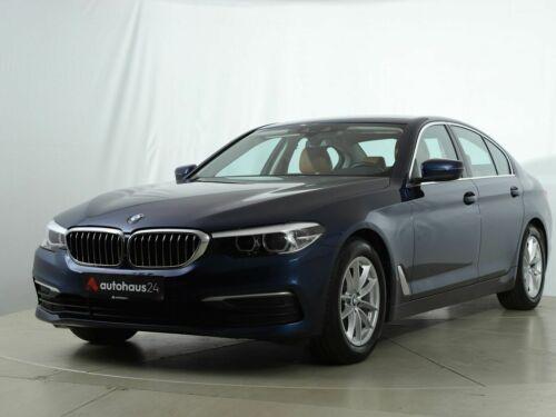 BMW 5er – 520d Leder|Kamera|AHK|StandHZG|Navi|LED
