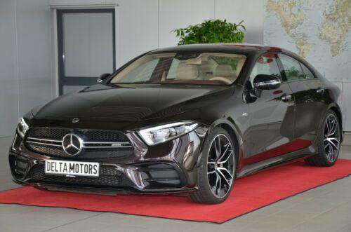 Mercedes-Benz CLS 53 AMG 4M+ 1.Hd Night Dist Standheiz designo