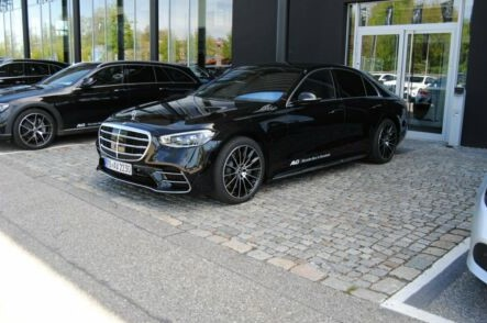 Mercedes-Benz S 500 4M AMG Panorama 3D Exklusiv Standhzg 360°