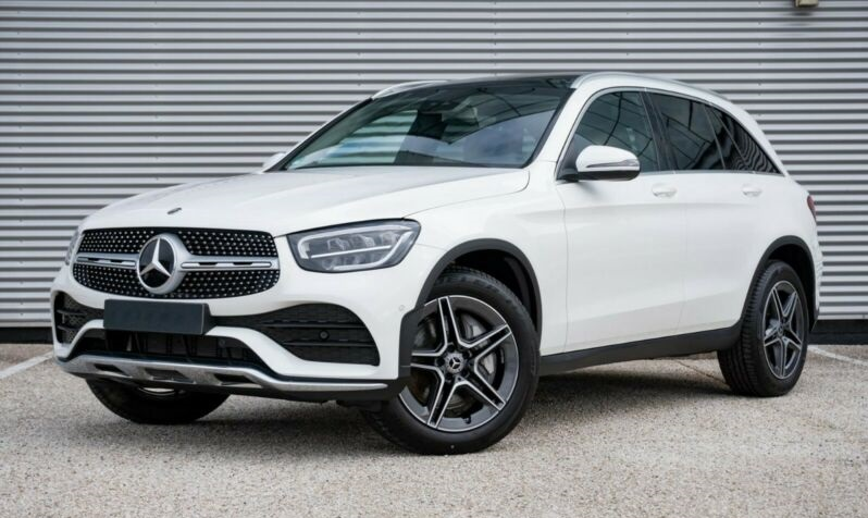 Mercedes-Benz GLC 220 d 4MATIC AMG Sport Panoramic Roof